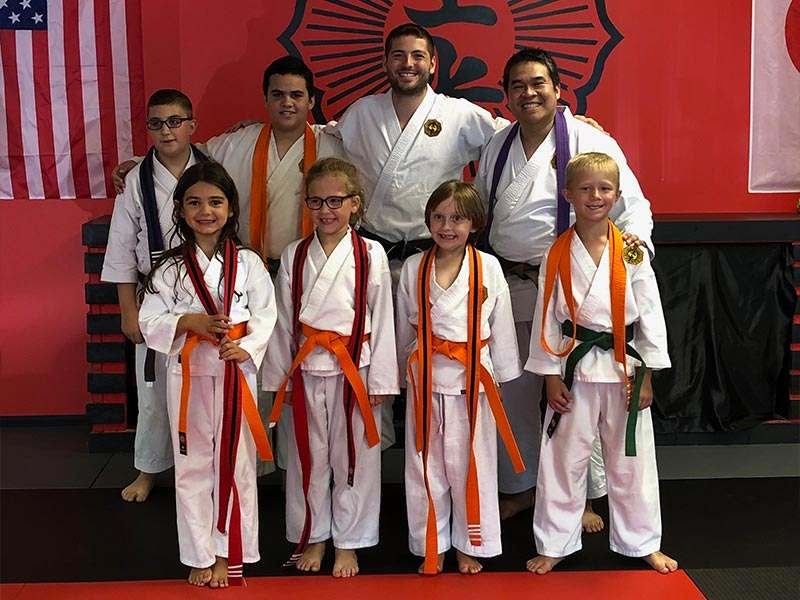 kids martial arts classes in Romeo