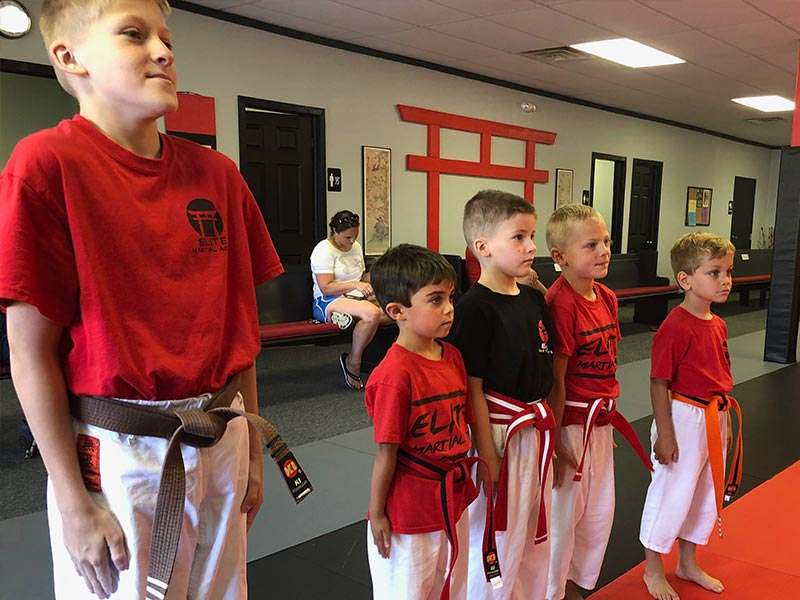 kids martial arts classes in Romeo