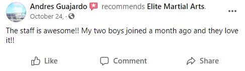 Kids1, Elite Martial Arts Romeo MI
